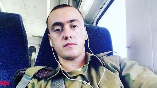Corporal Viacheslav Gargai