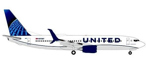 Boeing 737-800 United Airlines N37267 | Is due: Nov/Dec 2019