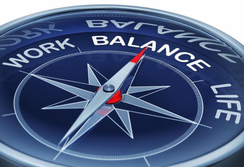 Work-life balance image