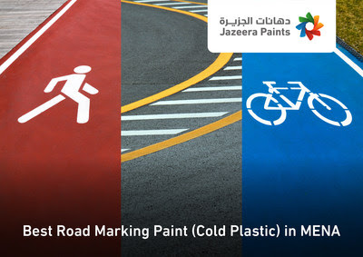 Best Road marking paint (Cold Plastic) In MENA