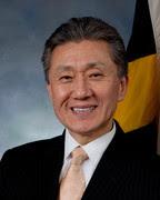 Special Secretary Jimmy Rhee