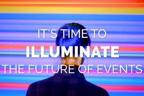 It's time to illuminate the future events