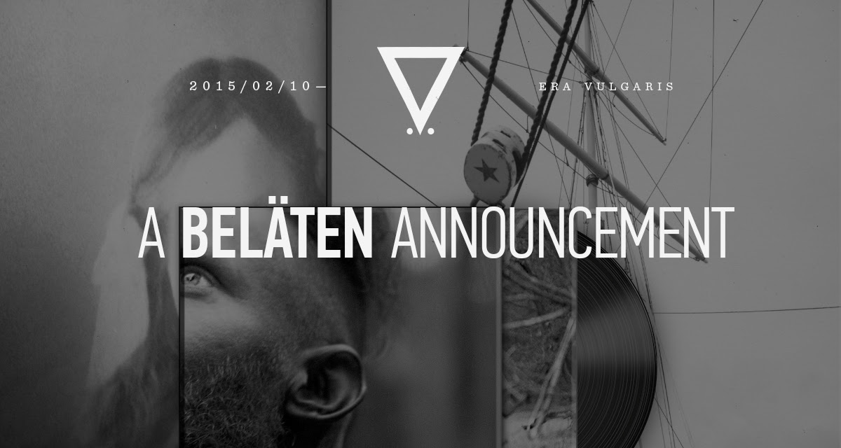 Belaten - Three Year Anniversary
