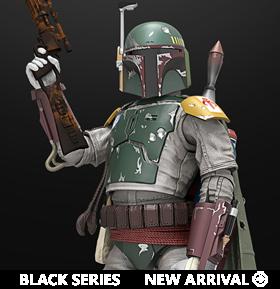 Star Wars: The Black Series Deluxe Boba Fett (Return of the Jedi)