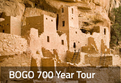 BOGO 700 Year Tour