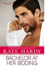 Bachelor at Her Bidding by Kate Hardy