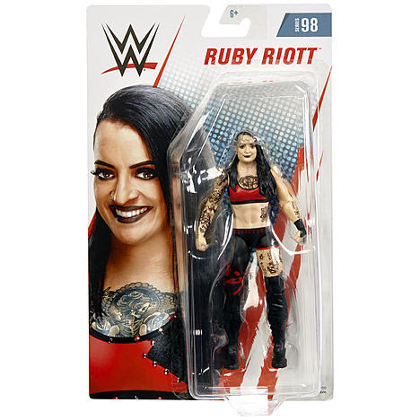 Image of WWE Basic Series 98 - Ruby Riot