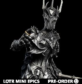 The Lord of the Rings Mini Epics Sauron Figure