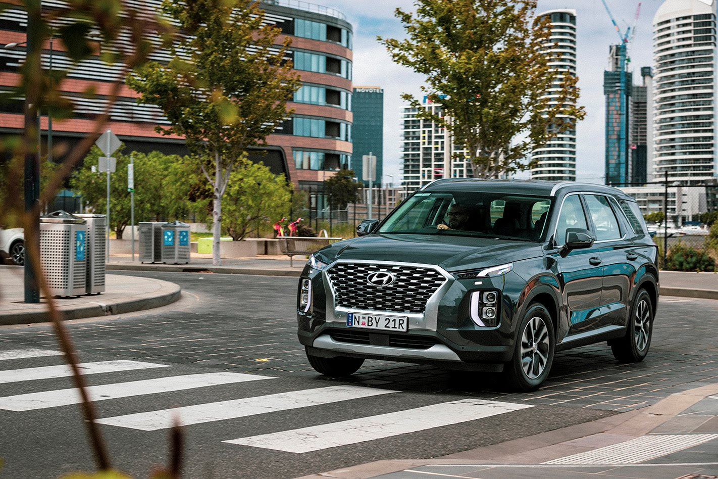 What is the Hyundai Palisade 3.8L V6 like to drive?