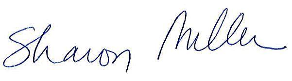 Sharon Signature