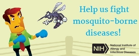 Help us fight mosquito-borne diseases image