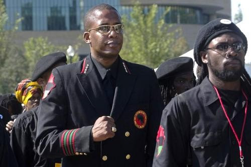 """ALERT: Black Leader Calls For Nation Of Islam, Black Panthers To Use """"Deadly Force"""" Against WHITES…"""