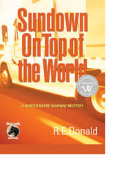 Sundown on Top of the World by R.E. Donald