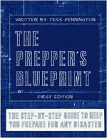 The One-Year Pantry, Layer by Layer PreppersBlueprint-BookCover