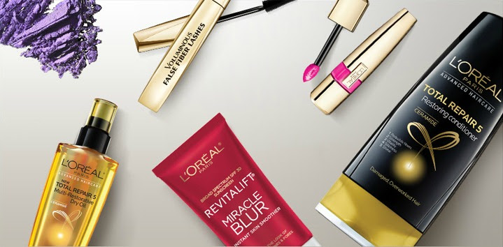 loreal giveaway2 Free Loreal Product Testing   Get Free Products and Compensation!