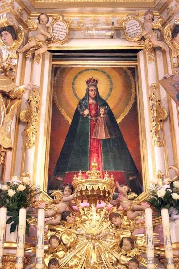 Historia obrazu Matki Bożej Kodeńskiej w filmie - Dziennik Wschodni