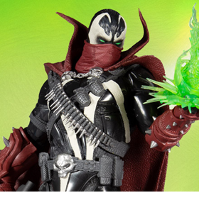 Mortal Kombat XI Commando Spawn Deluxe Figure