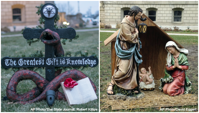 satanic-display-and-nativity