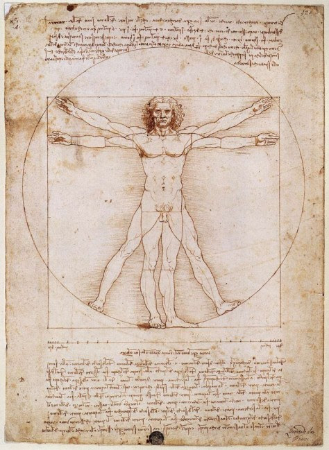 Did Leonardo da Vinci copy 'Vitruvian Man'? - Technology & science ...