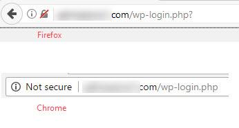 HTTP v  HTTPS v  Chrome v  Firefox: Time for Website Security