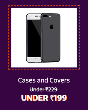 Cases and Covers under Rs.199