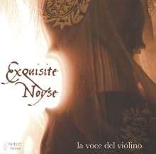 La Voce del Violino - Musik des 16. Jahrhunderts für Violinconsort, CD