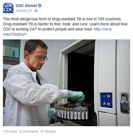 CDC Global Facebook