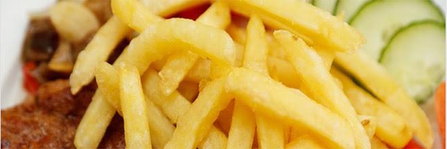 Consommation mondiales de frites