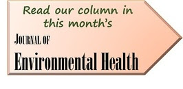 Read our column in this month's Journal of Environmental Health