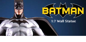 BATMAN 1/7 SCALE WALL STATUE