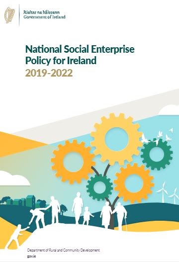 Cover of National Social Enterprise Policy 2019-2022