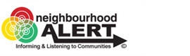 Neighbourhood Alert Logo