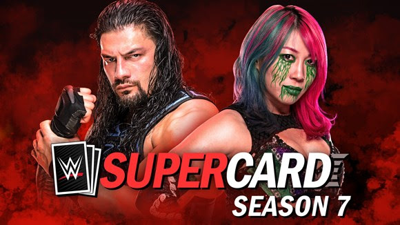 WWE® SuperCard Season 7 Available Now!