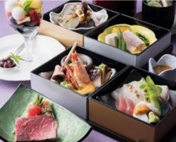 和洋折衷料理のイメージ