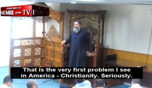 Miami: Muslim cleric says Christianity responsible for riots and looting, Islam is the solution