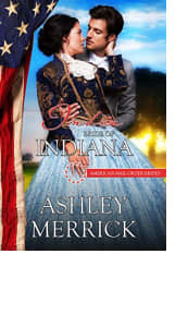India, Bride of Indiana by Ashley Merrick