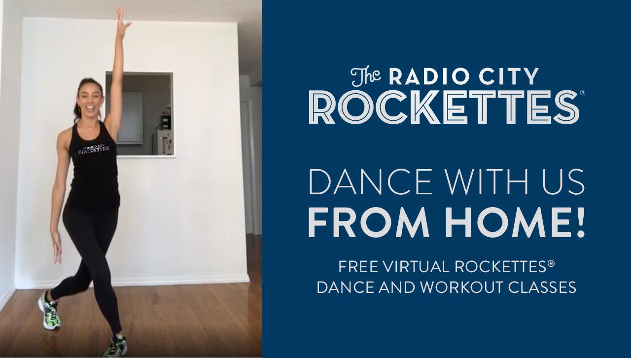 The Rockettes Virtual Classes