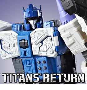 TRANSFORMERS TITANS RETURN LEADER OVERLORD SALE