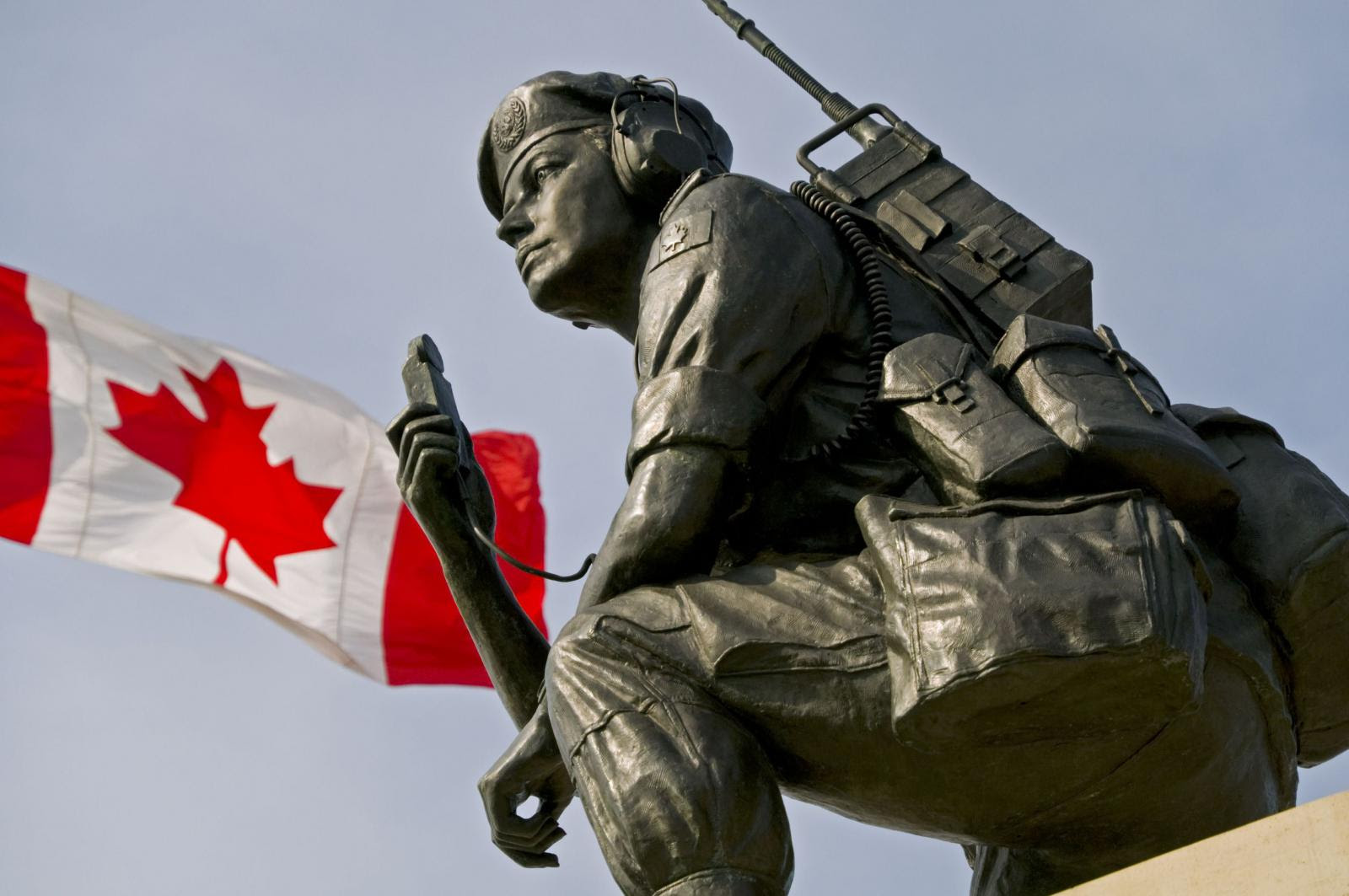Canada introduces a new era in peacekeeping