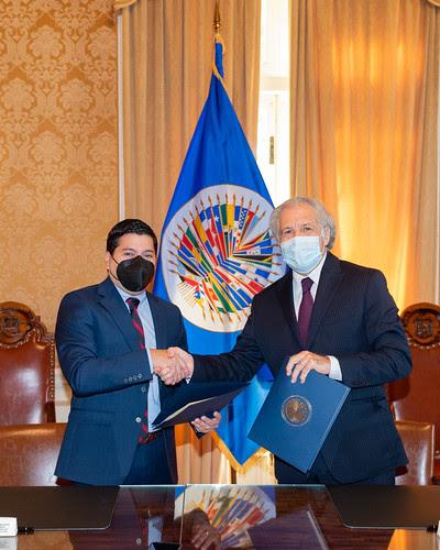 OEA observará las elecciones municipales de octubre en Paraguay