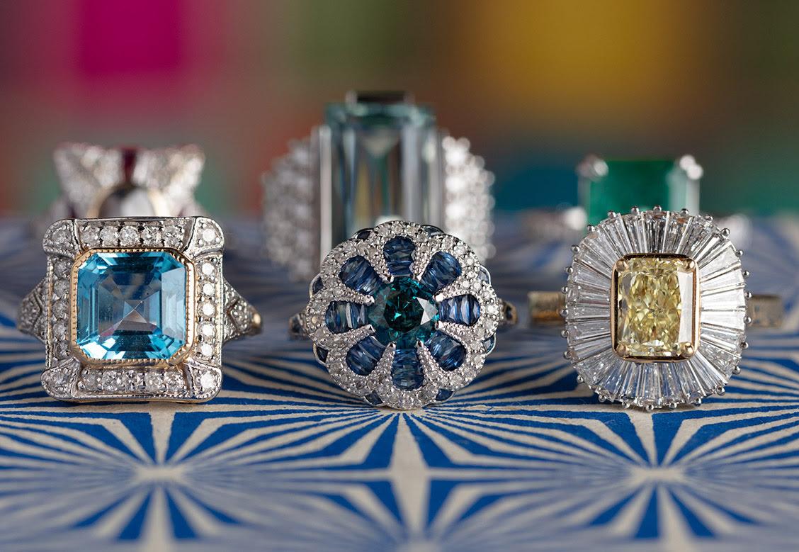 Fine Jewellery, Timepieces & Designer Fashion