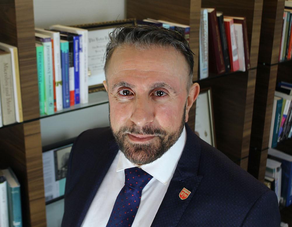 Dr. Perry Halkitis