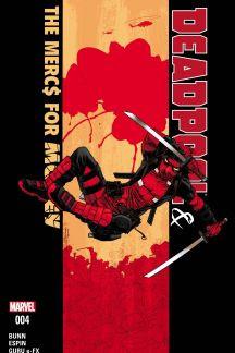 Deadpool & The Mercs For Money #4