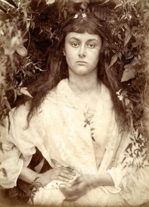 "Julia Margaret Cameron, ""Pomona,"" 1872"