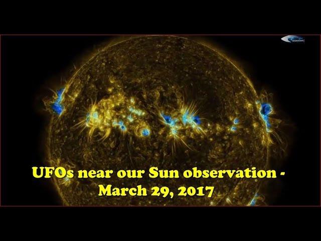 UFO News -  UFOs near our Sun plus MORE Sddefault