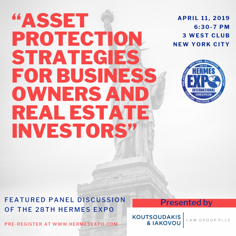 Asset Protection strategies as defense for business owners and real estate investor 1