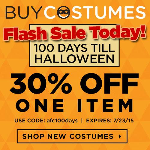 100 Days Till Halloween – 30...