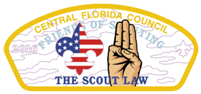 "Friends of Scouting: ""The Scout Law"""