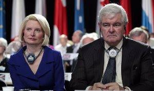 Callista & Newt Gingrich