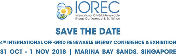 Off-Grid Renewable Energy Conference goes to Singapore – NaijaAgroNet
